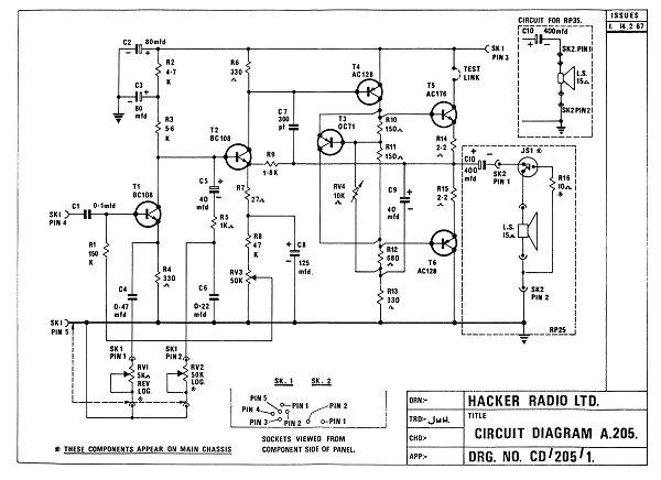 articles  u203a transistors in vintage radios