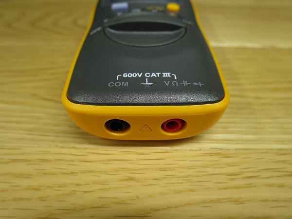 Budget Multimeters › Fluke 101 Multimeter Review