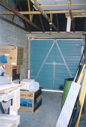 U0027Beforeu0027 Shot Of Garage ...